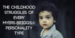 MBTI Children
